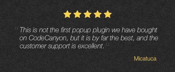 Popup Plugin for WordPress - Green Popups (formerly Layered Popups) - 9